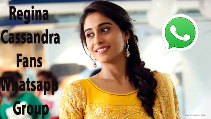 Regina Cassandra Fans Whatsapp Group Link