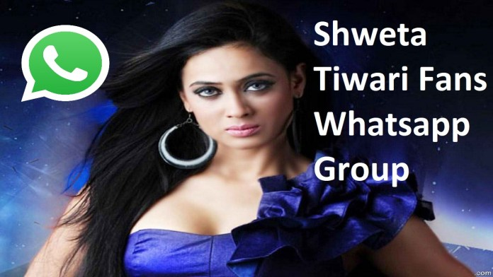 Shweta Tiwari Fans Whatsapp Group Link