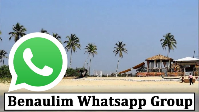 Join Benaulim Whatsapp Group Link