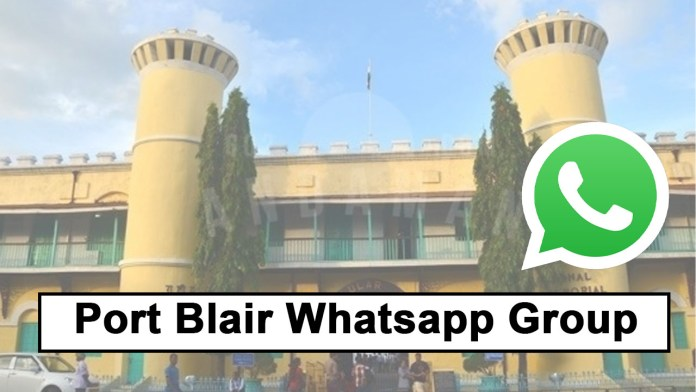 Port Blair Whatsapp Group Link