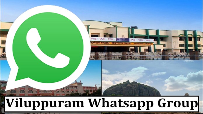 Join Viluppuram Whatsapp Group Link