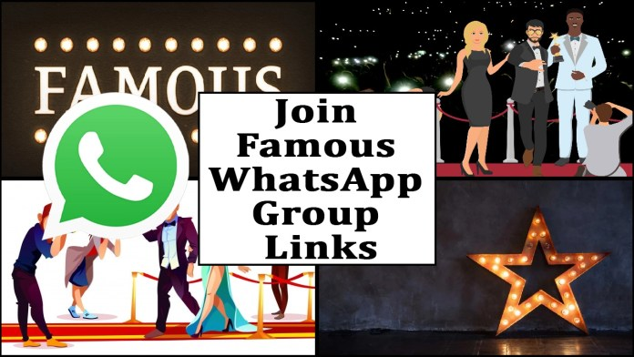 Join Famous WhatsApp Group Links