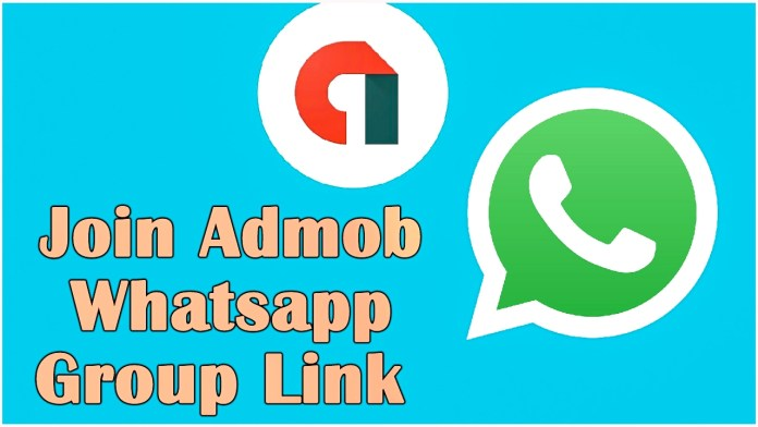 Join Admob Whatsapp Group Link