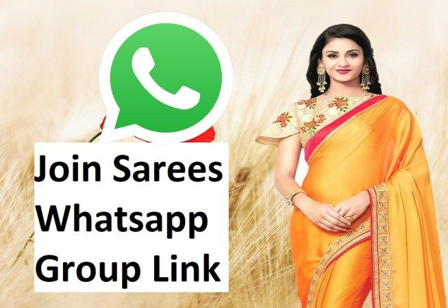 Saree Manufacturer WhatsApp Group Links