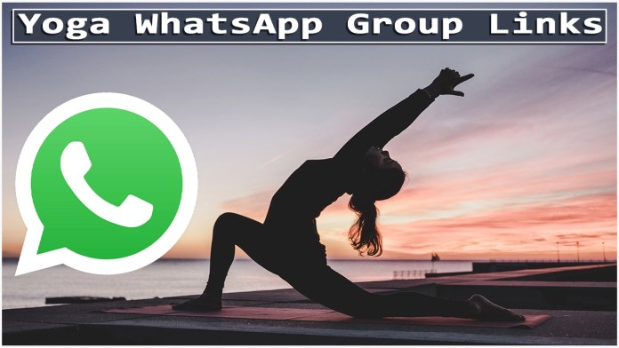 Yoga WhatsApp Group Links