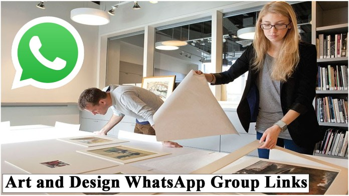 Art and Design WhatsApp Group Links
