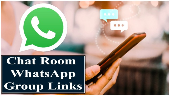 Chat Room WhatsApp Group Links