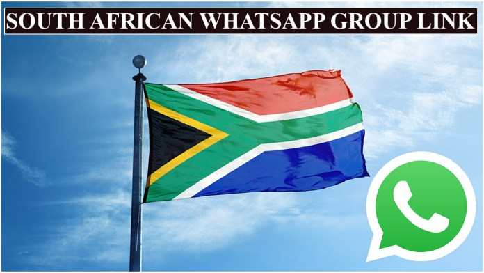SOUTH AFRICAN WHATSAPP GROUP LINK