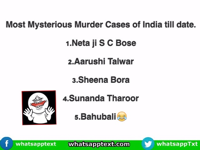 Most Mysterious Murder Cases of India till date.