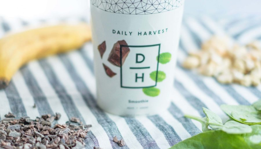 Daily Harvest Review- Are The Pre-Packed Smoothies Worth it? #whatsavvysaid #review #dailyharvest #dailyharvestreview #smoothies #banana #spinach #cacaonibs #portablebreakfast
