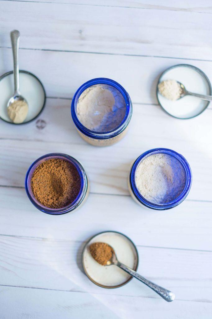 What Are Mushroom Powders & Do You Really Need Them? #whatsavvysaid #wellness #healthylifestyle #mushrooms #mushroompowder #mushroomsupplements #chaga #reishi #cordyceps