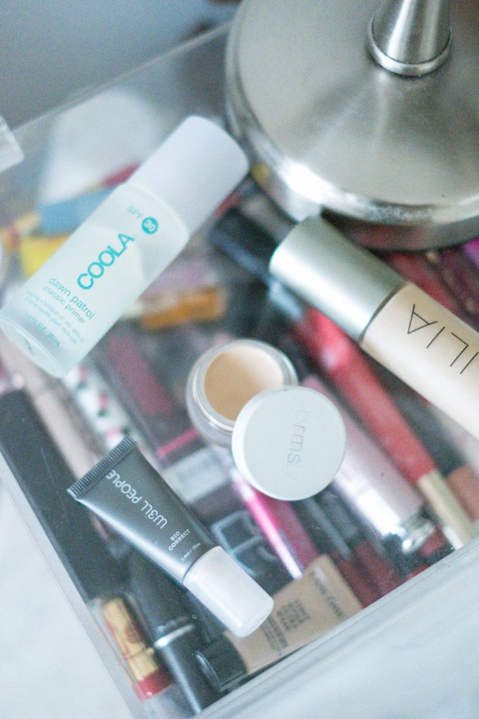 Why I'm Making The Switch To Non-Toxic Makeup #whatsavvysaid #nontoxicmakeup #nontoxicbeauty #beauty #coola #w3llpeople #ilia #rmsbeauty #primer #concealer