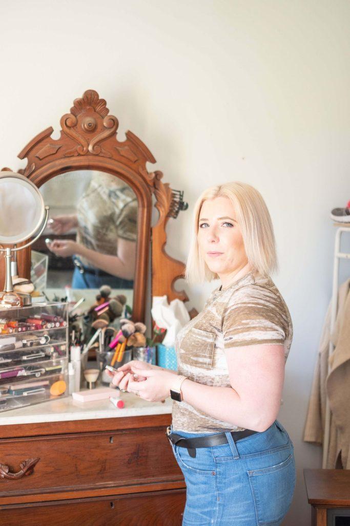 March Favorites- Beauty, Fashion + Routines #whatsavvysaid #wellnessblogger #retinol #cleanbeauty #slipsleepmask #replica #armanisi #springstyle