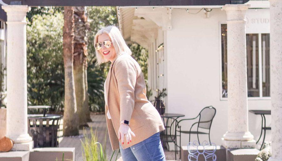 Why I Ditched The Diet Lifestyle #whatsavvysaid #diets #weightloss #dietlifestyle #wellnessblogger #lifestylebloggger #mimosa #springstyle #brownblazer #graytonbeachfl