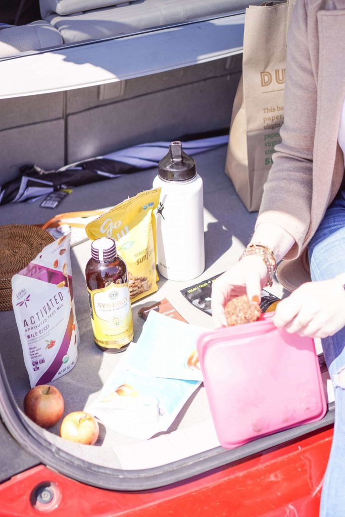 Snacks On The Go- My Top Picks For Staying Healthy #whatsavvysaid #healthysnacks #girlonthego #mysnacks #gts #hukitchen #proteinball #livingintentions