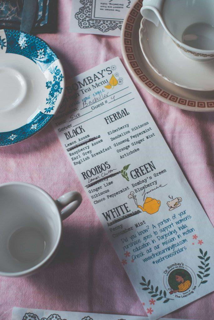 high tea in atlanta
