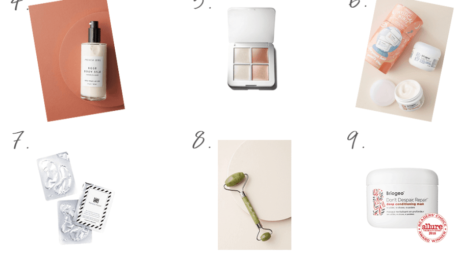 clean beauty gifts under $50