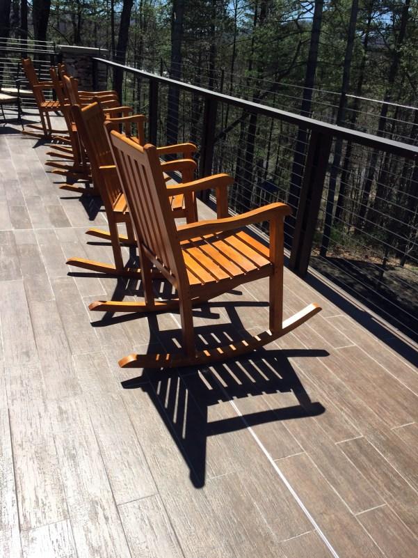 Rocking Chairs Sierra Nevada