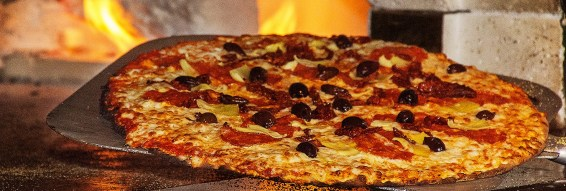 Pizza Banner Image