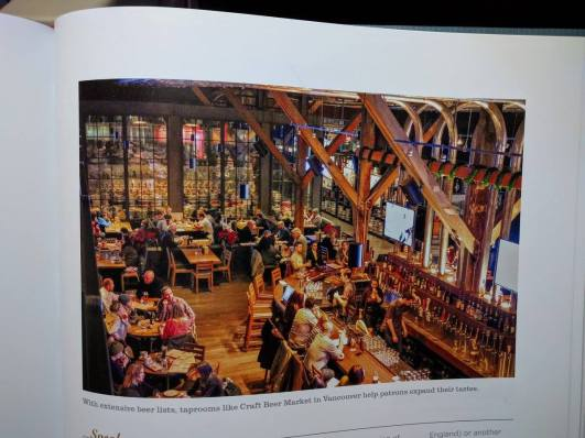 Photo of CRAFT Beer Market Vancouver from National Geographic Atlas Of Beer