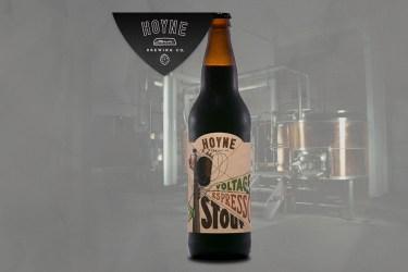 Hoyne Voltage Espresso Stout 5.6%