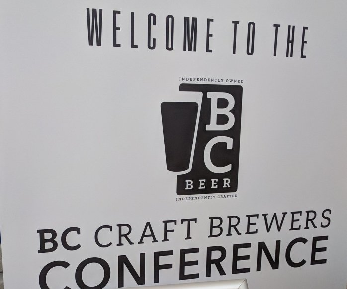 Oct 2017 - BC Craft Brewers Guild debuts a new annual conference and an Independently Crafted mark