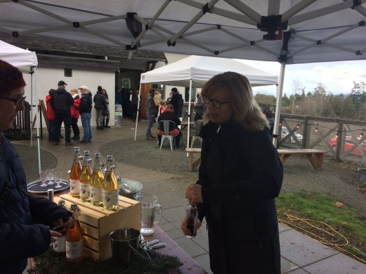 Wassail, At Sea Cider In Saanichton BC