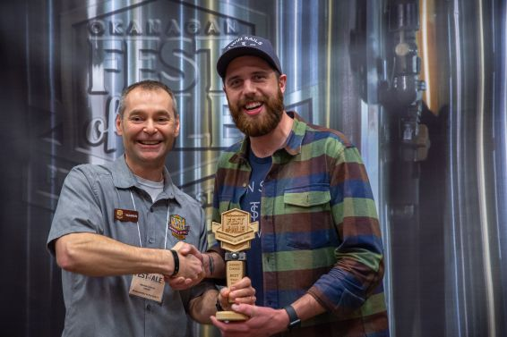 Judges Choice Best Fruit Beer Would Crush – Twin Sails Brewing, Port Moody BC