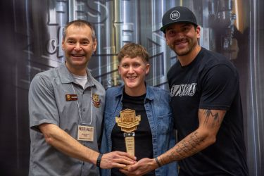 Judges Choice Best Stout: Porter Tennessee BBA Imperial Milk Stout – BNA Brewing, Kelowna, BC