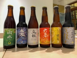 Some of the many offerings from Taipei Head