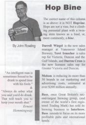 What's Brewing July/Aug 2000