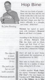 What's Brewing May/June 2001