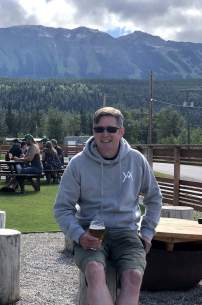 Kent Donaldson at Whitetooth Brewing