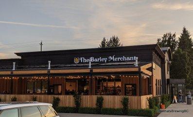 The Barley Merchant is opening soon!