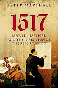 Cover of 1517 by Peter Marshall