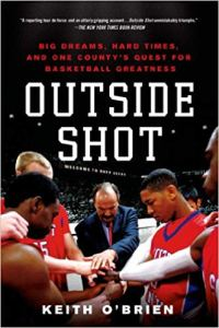 Cover of Outside Shot, link to purchase