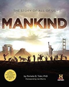 Mankind the Story of All of Us by Pamela Toler cover