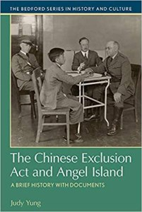 Chinese Exclusion Act and Angel Island cover image