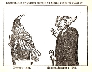 Mother Shipton and Punch