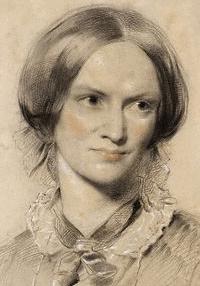 Charlotte Bronte portrait by George Richmond