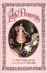 The Little Princess Tasha Tudor cover