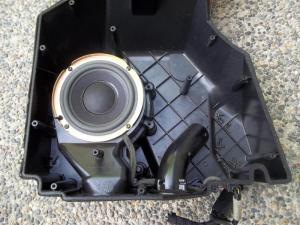 Bose Mercedes R129 SL Sound System  What's Inside