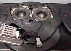 Bose Nissan 370Z Sound System  What's Inside