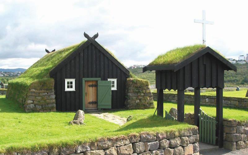 Árbæjarsafn - Árbær Open Air Museum