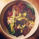 """Good Enough"" Taiwanese Beef Noodle Soup"