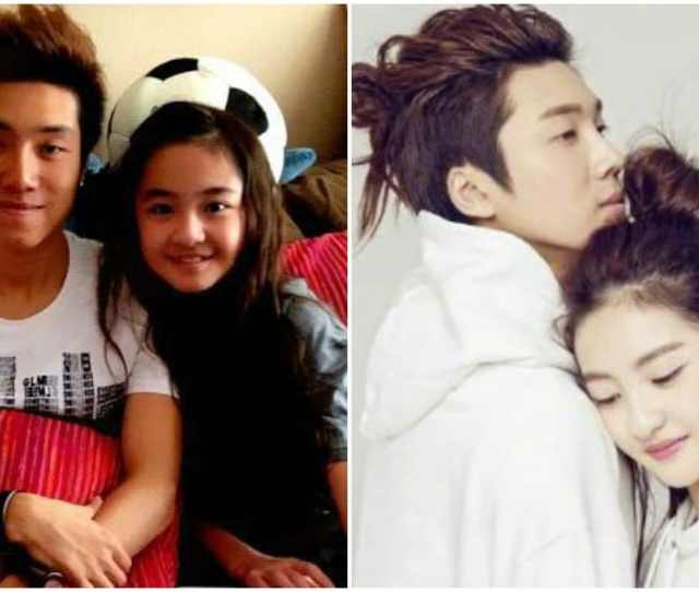 Six Years After Chinese Pop Star Zhang Muyi 24 Declared Love For 12 Year Old Miki Akama Theyre Now Tying The Knot