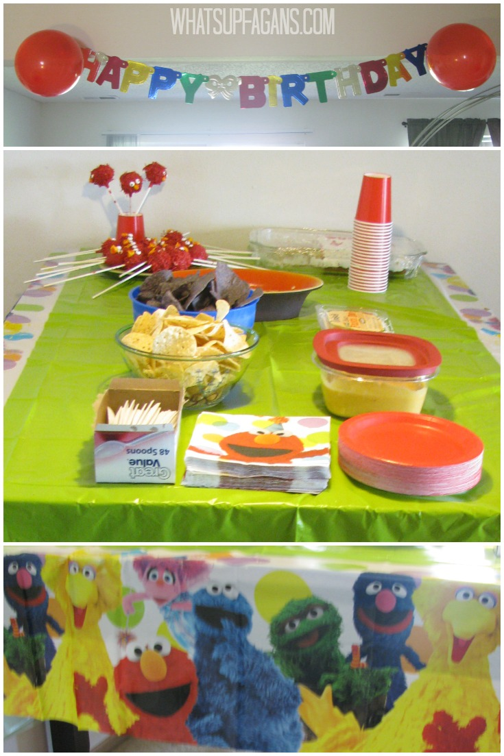 Twins 2nd Birthday Party