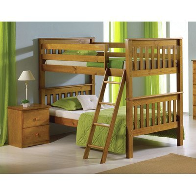 Advantages And Drawbacks Of Strong Wooden Loft Bed With Stairs A great breakdown on bunk beds for kids! This mom discussed all the  different factors