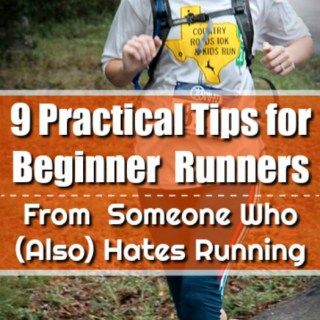 tips for beginners running