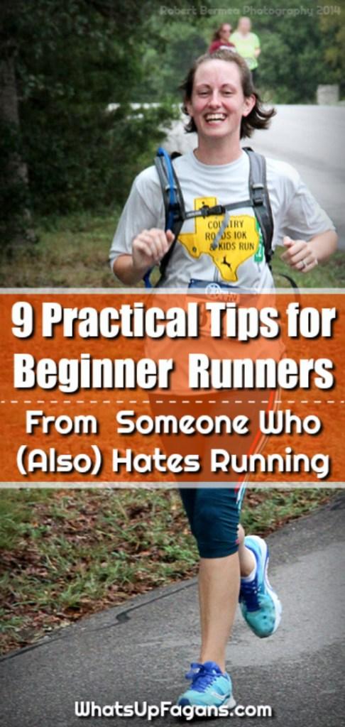 tips for beginners running